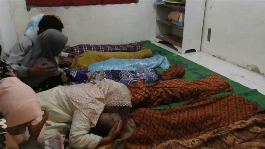 Intempéries provocam mais de duas dezenas de mortos em Sumatra