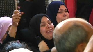الفلسطينيون يشيعون جثامين قتلاهم وسط مطالبة شعبية بالرد على الإعتداءات الإسرائيلية