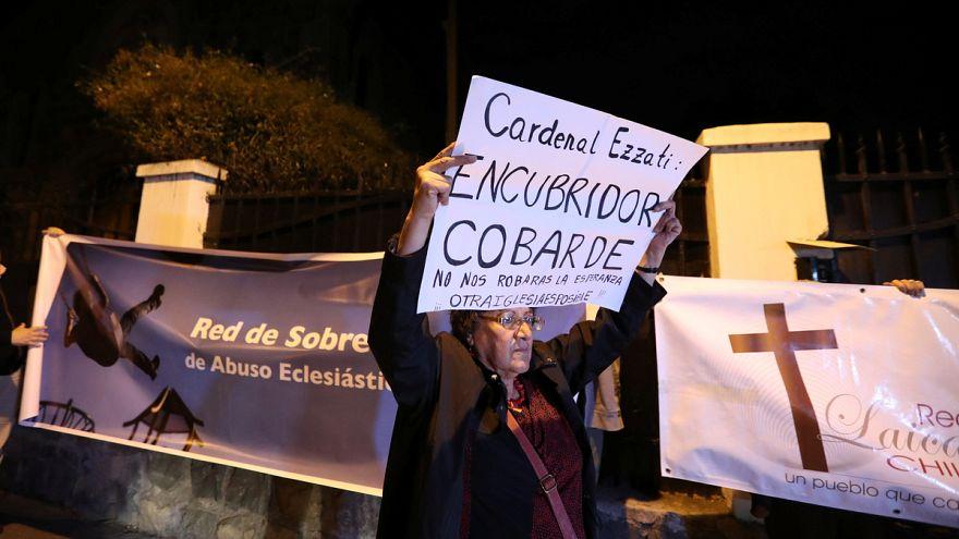 Papa Francisco expulsa bispos chilenos acusados de abuso sexual