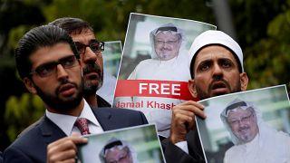 Journaliste disparu au consulat saoudien : la pression sur Riyad