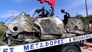 Közúti tragédia Görögországban