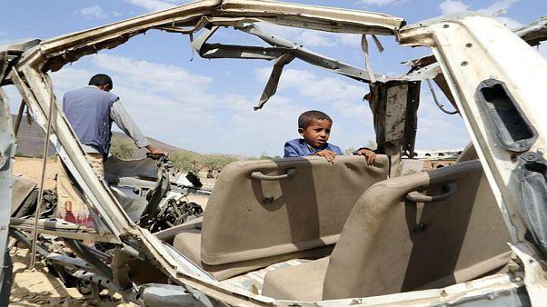 ده غیرنظامی در حمله هوایی ائتلاف عربی در استان حدیده یمن کشته شدند