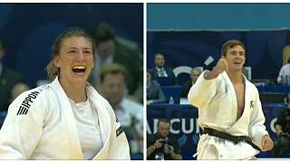 Cancun Judo Grand Prix'sinde Avusturyalı judokalar zirvede yer aldı