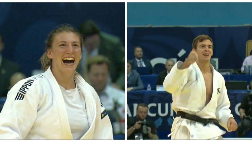 2018 Cancun Judo Grand Prix: Austria, Belgium and Sweden join the winners on day 2 in Mexico