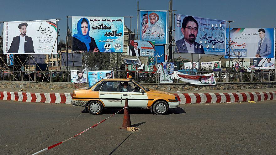 Afganistan'da kadın adayın seçim mitingine saldırı: ölü sayısı 22 oldu