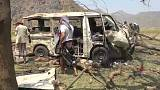 Több tucat halott egy jemeni légicsapásban
