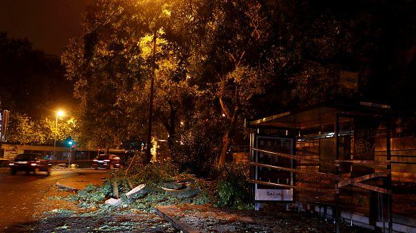 'Leslie' deja sin luz a 325.000 portugueses