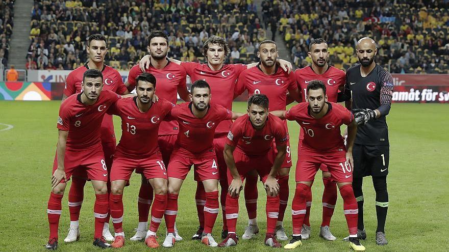 Türkiye Uluslar Ligi'nde Rusya ile karşılaşıyor