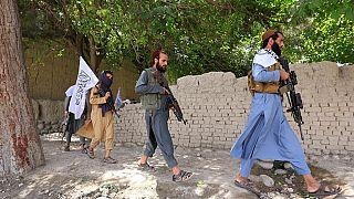 طالبان در دو ولایت افغانستان حداقل ۲۲ نیروی امنیتی را کشتند
