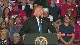 الرئيس ترامب في تجمع انتخابي بمدينة ريشموند (ولاية كنتاكي) 13.10.2018