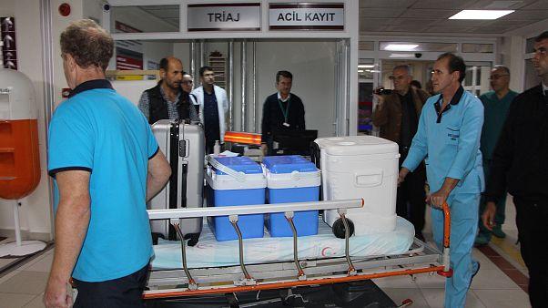 Amerikalı turist organlarıyla Türkiye'de 3 kişiye hayat verdi