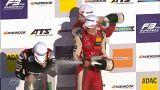 """""""Baby Schumi"""" sacré champion d'Europe de F3"""