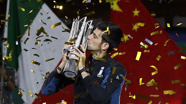 جوکوویچ با قهرمانی در شانگهای به صدر رده بندی جهانی نزدیک شد
