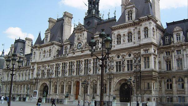 بلدية باريس