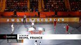 Чемпионат мира по текболу: победа черногорцев