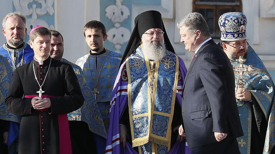 Порошенко: «государственной церкви не будет»