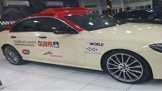 دبي تطلق أول اختبار لسيارة أجرة ذاتية القيادة في الشرق الأوسط