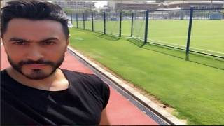 تامر حسني يعتذر عن حفلاته لإصابته بوعكة صحية