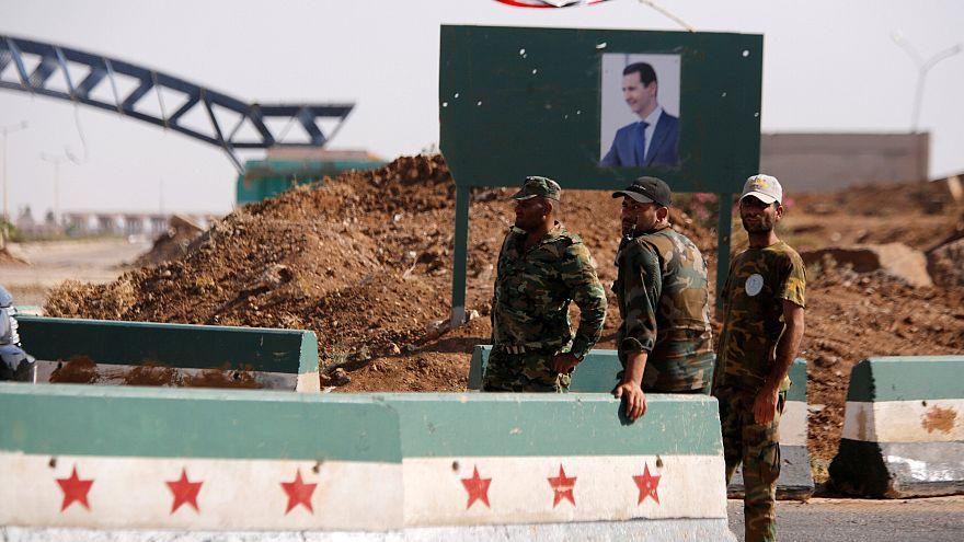 Üç yıldır kapalı olan Suriye-Ürdün sınırı açılıyor
