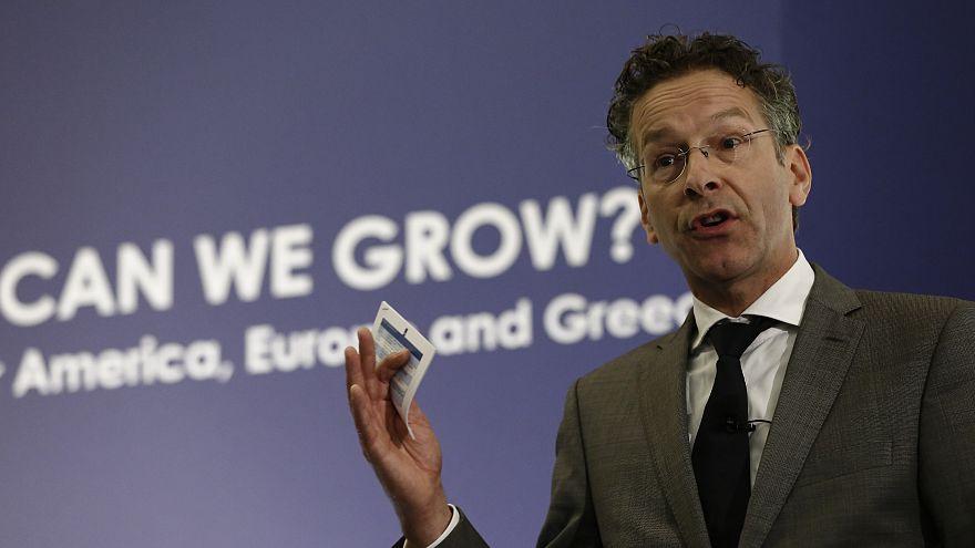 Γερούν Ντάισελμπλουμ: Η Ελλάδα έχει κάποιο δίκιο για τις συντάξεις