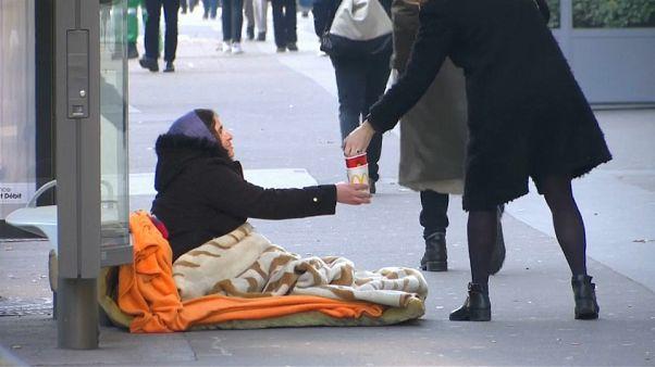 Paris will seine Rathäuser im Winter für Obdachlose öffnen