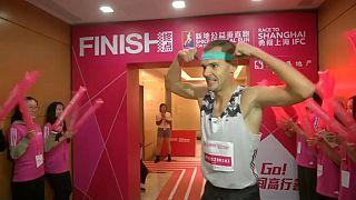 Shanghai Vertical Run: successo per atleti di Polonia ed Australia