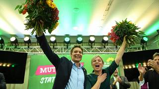 Örömünnep a bajor Zöldeknél