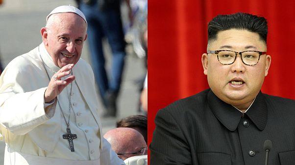 Güney Kore: Papa Francis Kuzey Kore'yi ziyaret etmek istiyor