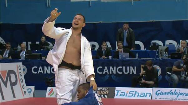 Judo: Cancun Grand Prix'si sona erdi