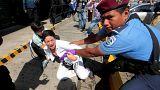 Ortega disuelve una protesta de la oposición antes de que se celebre