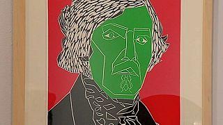 Mort du peintre espagnol Arroyo