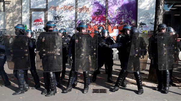 Под Парижем задержаны чеченцы-рэкетиры