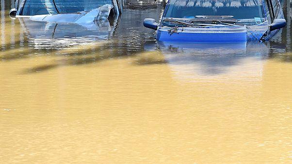 سیل در جنوب فرانسه دستکم هفت کشته برجا گذاشت