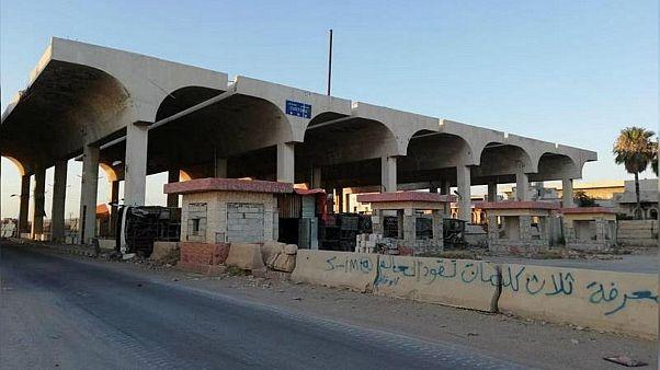 إعادة فتح المعبر الحدودي بين سوريا والأردن بعد 3 سنوات على إغلاقه