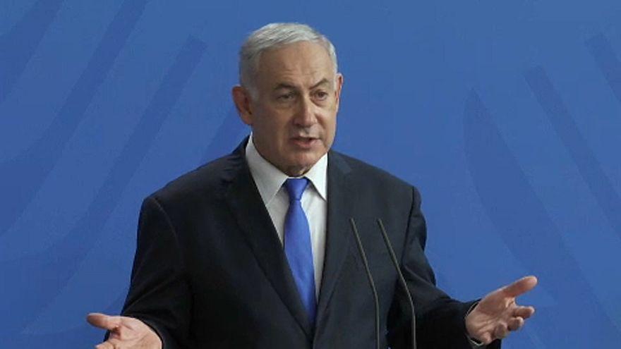 Netanyahu inicia viagem pela Europa para conversações sobre o Irão