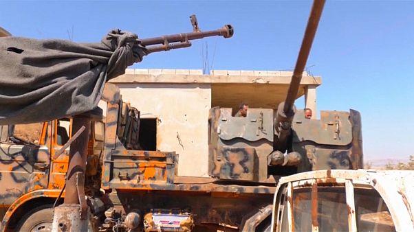 Acordo de Idlib em vigor esta segunda-feira