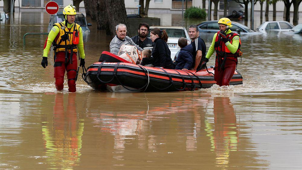Наводнение на юге Франции: число жертв растет