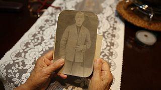 """VİDEO   """"Çocuklar Rusların elinden zehirli diye elma yemezdi"""" - Birinci Dünya Savaşı anıları"""