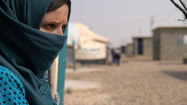 Das schwere Los der IS-Kinder