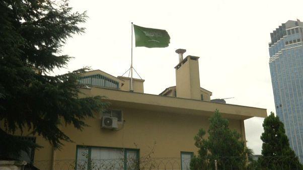 السلطات التركية ستفتش القنصلية السعودية في إسطنبول بعد ظهر اليوم