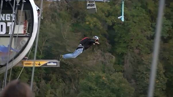 Base jumping à  Sotchi : le grand saut