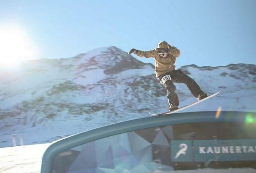 Inizia la stagione dello snowboard