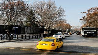 تهديد بوقوع هجوم تفجيري على سفارة إيران في أنقرة وطهران تنفي