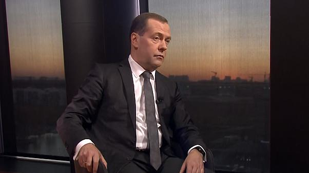 "Medvedev slams EU's ""hasty decisions"" on Russia sanctions"