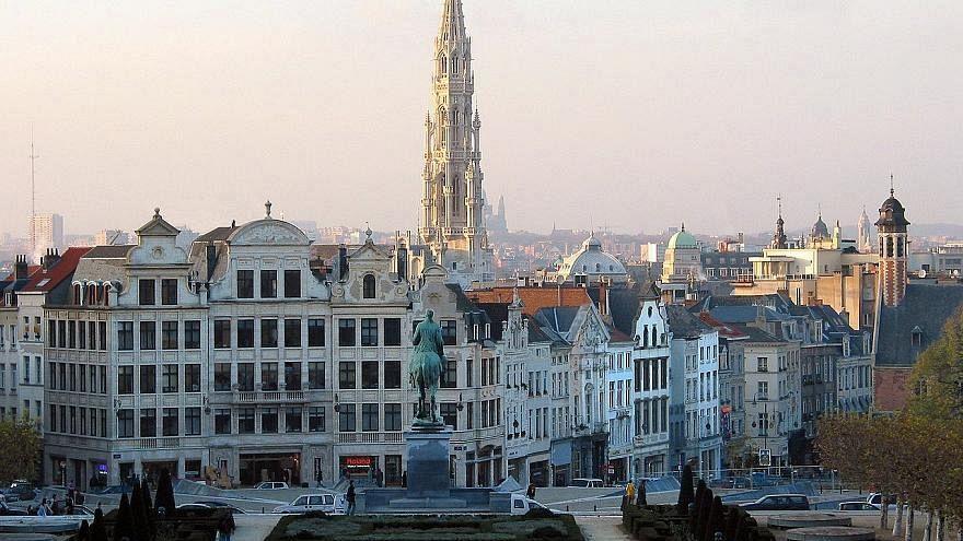 Bruxelles - Mont des Arts