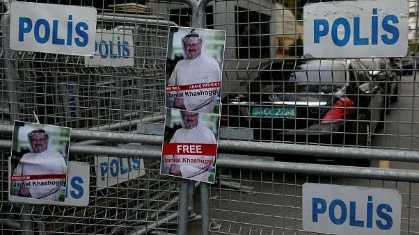 ماجرای جنجالی خاشقجی؛ مقامات ترکیه کنسولگری عربستان را بازرسی می کنند