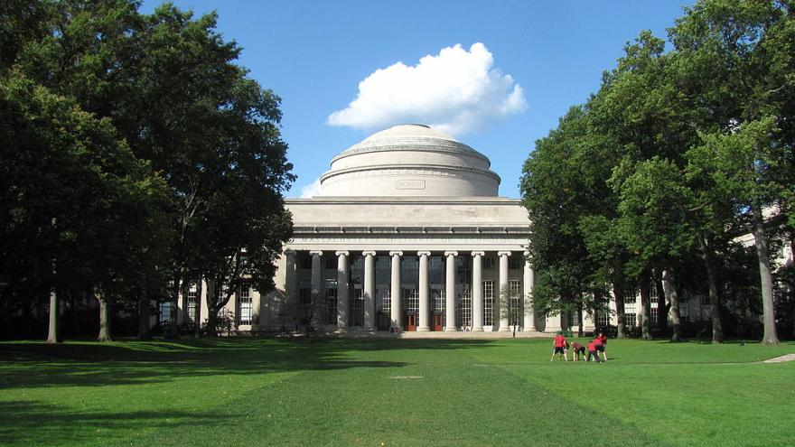 Great Dome, Massachusetts Institute of Technology, Cambridge Massachusetts