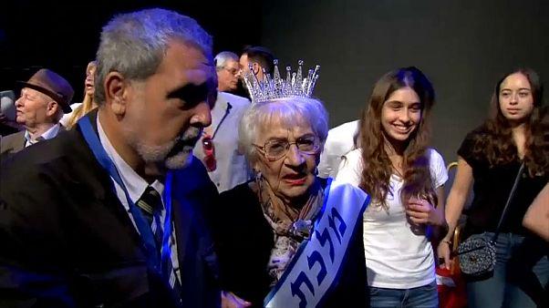 شاهد: ملكة جمال الناجيات من الهولوكوست