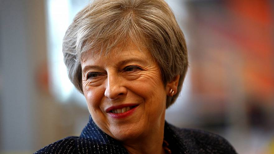 LIVE | UK Prime Minister Theresa May addresses the House of Commons