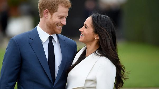 Prinz Harry und Meghan erwarten 1. Kind